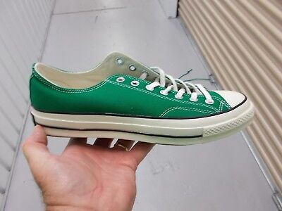49944453eb5 Converse All Star LOW Ox 1970 S 144756c AMAZON GREEN SNEAKERS MENS SIZE 10.