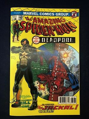 Despicable Deadpool #287 Lenticular Amazing Spider-Man #129 Variant NO RESERVE