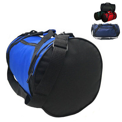 004d09716d Roll Duffle Duffel Bag Bags Two Tone Travel Sports Gym Carry-On Luggage 18