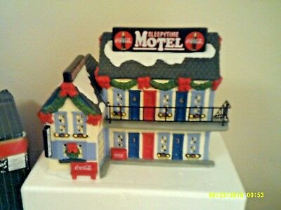 Coca Cola Town Square Collection - Sleepytime Motel