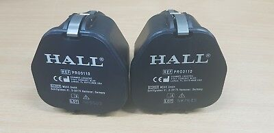 2x conmed linvatec hall surgical pro 3110 cover Battery Case