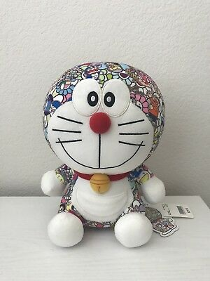 Takashi Murakami × Doraemon Collection x Uniqlo UT Exclusive Doraemon PLUSH Toy