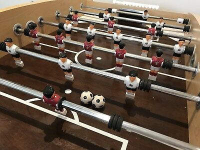 Soccer / Foosball Table - Solid, Great Quality. P/Up Beaumaris 3193