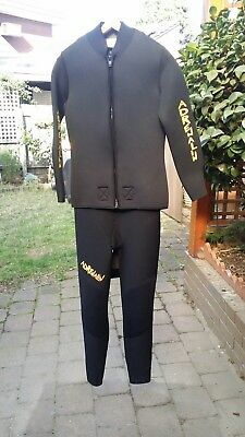 Large (L) Size 5mm three layers Adrenaline Wetsuit