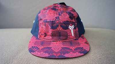 c19160df57d4d New Nike Kobe Bryant 4th of July AW84 Camp Cap Navy Blue Red men 708226 657