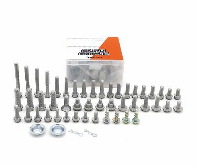 51pieces Motorcycle Hardware Bolt Track Pack Handware Kit For KTM EXC FC FE SXF
