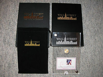 Wall Street Investment Collection Gold / Platin Münze - MEXICO Libertad
