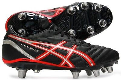 Asics Rugby Boots size 10 BNIB