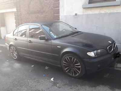Bmw 320d Pack Luxe Covering black carbone Automatique