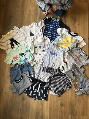 Baby Boys Bundle Newborn 000 And 00 Country Road Seed