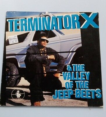 TERMINATOR X, and TE VALLEY OF THE JEEP BEETS, Vendetta... The Big Getback