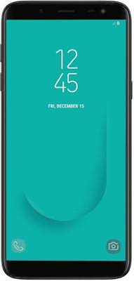 "Samsung Galaxy J6 2018 Sm-J600Fn 5.6"" Superamoled  Nero Brand 32Gb 3G Ram"