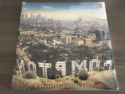 Dr. Dre ‎– Compton (A Soundtrack By Dr. Dre) Vinyl Edition 2LP OVP/NEU