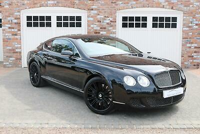 2010 Bentley Continental Gt Speed Coupe Petrol