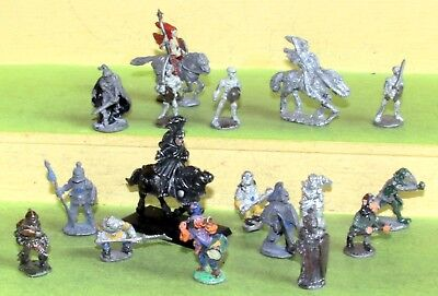 fantasy role play metal undead and heroes citadel ral partha & other  pre slotta