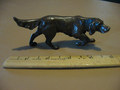 Antique Jennings Brothers metal art object