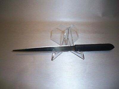 Clear Acrylic Knife Stand Display Holder Hunting Surviving Knife New Style