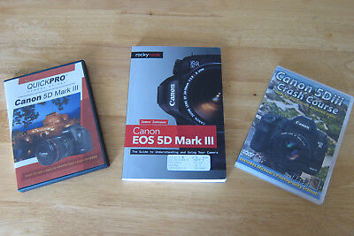 Book and Videos on Canon 5D mark III