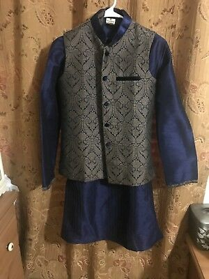 Pakistani Suit for 10 to 12 years boy
