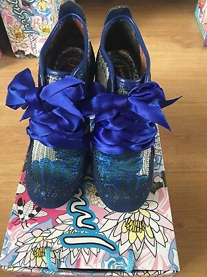 Irregular Choice Abigails 3rd Party Size 5 Excon