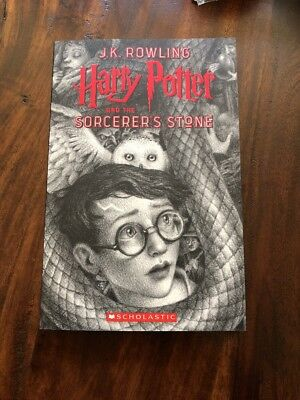 Harry Potter and the Sorcerer's Stone: 20th Anniversary 1st Ed. New Beautiful