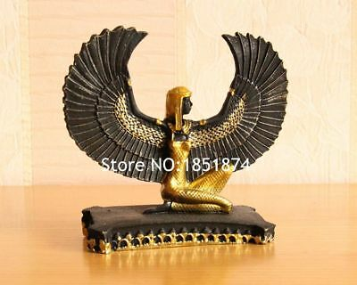 Isis The God Of Fertility In Ancient Egypt Statue Creative Resin Crafts Tourism