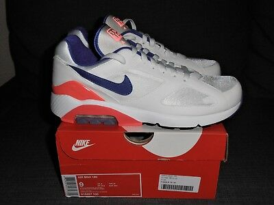 wholesale dealer 86256 13157 Nike Air Max 180  Ultramarine OG  • US 9 UK 8 EU 42.5 •