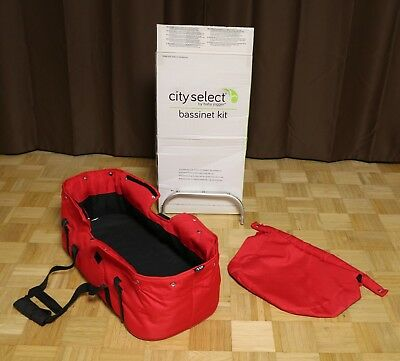 baby jogger Babywanne city select® red