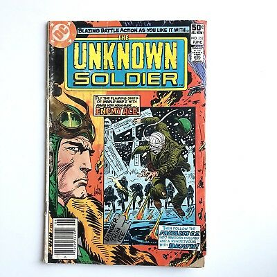 1981 DC Comics The Unknown Soldier #252