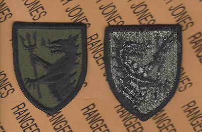 US Army 116th Armored Cavalry Regiment ACR Desert DCU 2.50 inch patch woven m//e