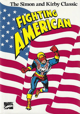 FIGHTING AMERICAN hardcover collection