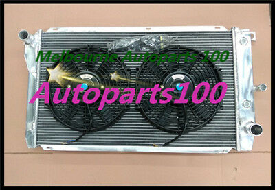For Ford Falcon Radiator EA EB ED Fairmont NA NC V6 V8 3.2/3.9 L6 XR6/XR8 + FANS