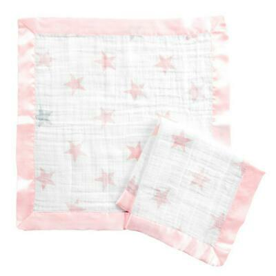 aden by aden + anais Security Blankets, 2 Pack (Doll) Free Shipping!