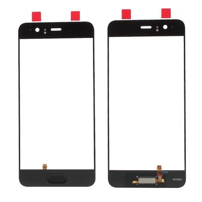 OEM Outer Front Screen Glass Lens with Fingerprint Button Cable For Huawei P10