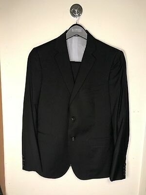 Band of Outsider Black Suit Size 2