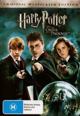 DVD - Harry Potter & Order Of The Phoenix [2007] (Preowned)