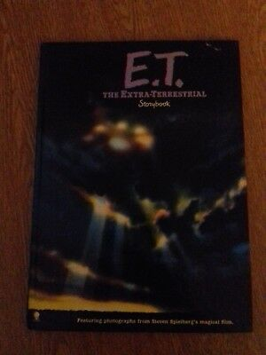 E.T. The Extra Terrestrial Storybook 1982