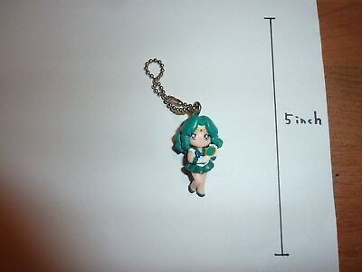 Sailor Moon Swing2 Neptune Keychain Figure