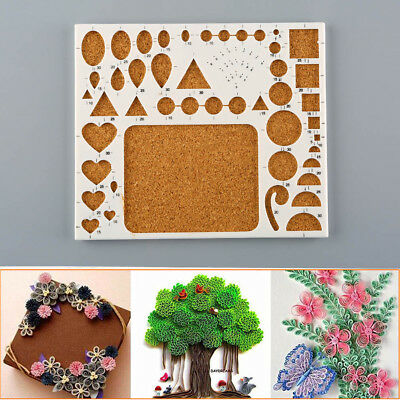 5mm Scrapbooking Quilling Paper Set Starter Quilling Tools Kit Climper 40 colors