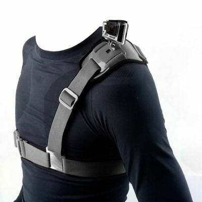 Shoulder Chest Strap Harness Mount For GoPro Hero 2 3 4 5 6 Session Camera