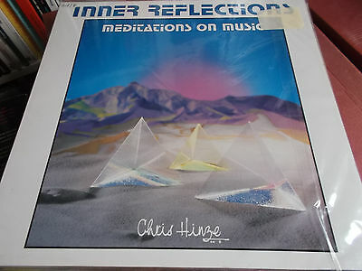Chris Hinze: Inner Reflections: Vinyl Lp: 1989