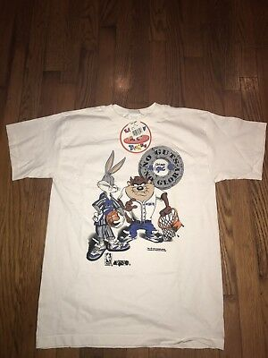 VTG NWT Orlando Magic Looney Tunes T Shirt Youth XL 1995 90s