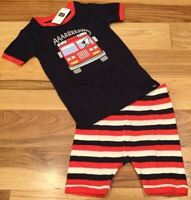 b779814fc BABY GAP BOYS Factory 12-18 Months Star Wars Storm Trooper 2-Piece ...