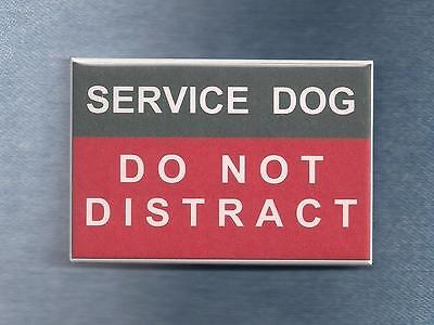 ~~ $ALE ~~ SERVICE DOG DO NOT DISTRACT -   use instead of patch