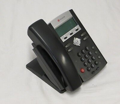 POLYCOM SOUNDPOINT IP 321 PoE Desktop Business Phone