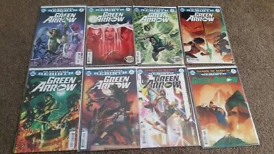 Green Arrow Issues 1 To 26