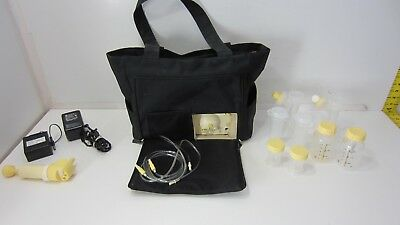 Medela Pump in Style Advanced Electric Double Breast Pump w/ On the Go Tote (C)