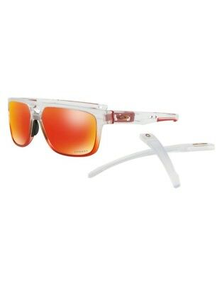 65c7a0bdd0 SUNGLASSES OAKLEY CROSSRANGE PATCH 9382-08 Ruby Mist Prizm Ruby ...