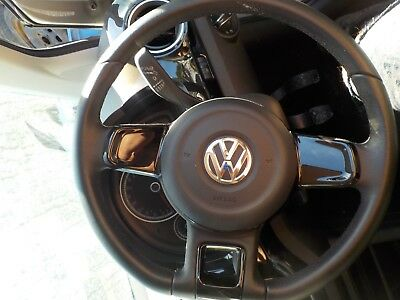 Volkswagen Up leather steering wheel