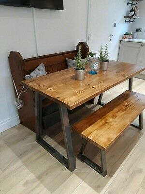"""Trapezium Steel Table Legs """"Massive 7 day Sale"""" Cheapest Anywhere,Best Quality"""